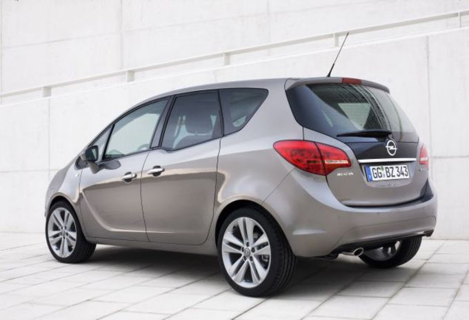 Opel Meriva 1.4 T 120 #1