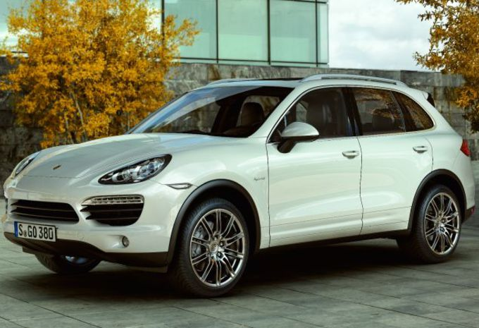 essai porsche cayenne s hybrid moniteur automobile. Black Bedroom Furniture Sets. Home Design Ideas