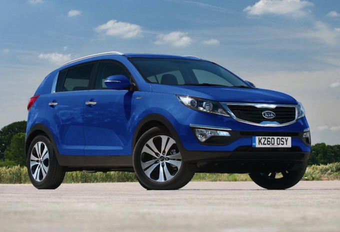 test kia sportage 2 0 crdi 4wd a autogids. Black Bedroom Furniture Sets. Home Design Ideas