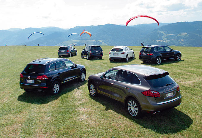 Images Bmw X5 3 0d Infiniti Fx 30d Mercedes Ml 350