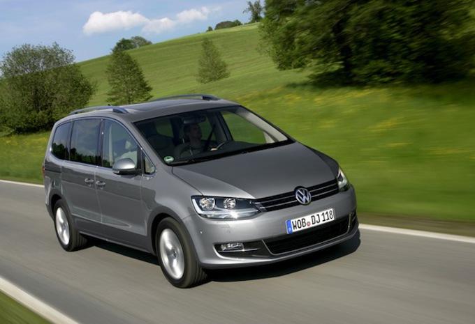 Volkswagen Sharan 2.0 TDI 140 #1
