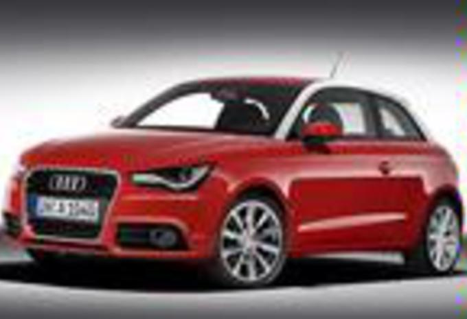 images audi a1 1 4 tfsi 122 moniteur automobile. Black Bedroom Furniture Sets. Home Design Ideas