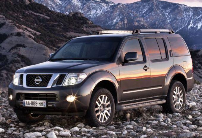 Nissan Pathfinder 3.0 dCi #1