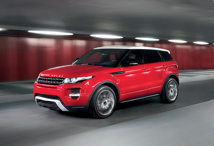 essai land rover evoque moniteur automobile. Black Bedroom Furniture Sets. Home Design Ideas