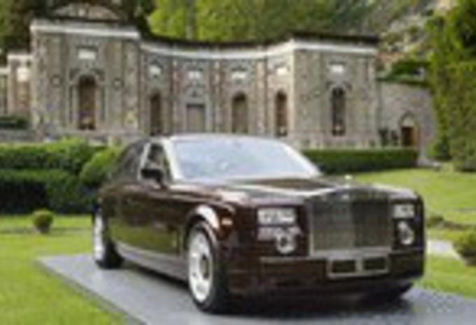 Rolls Royce Phantom & Rolls Royce Ghost : Broederstrijd aan de top #1