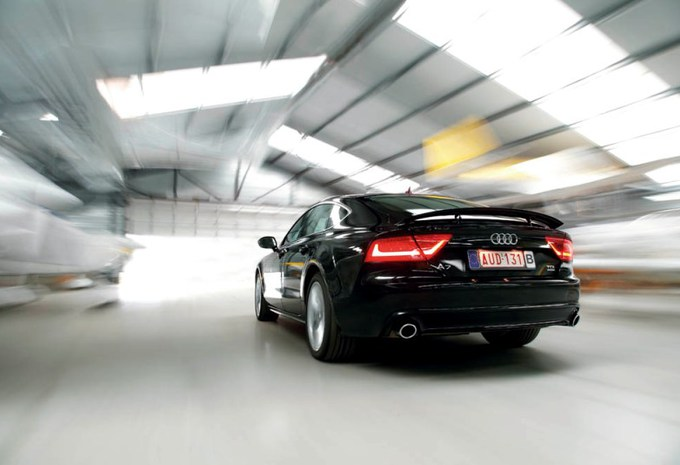 Audi A7 Sportback 3.0 TDI Quattro  #1