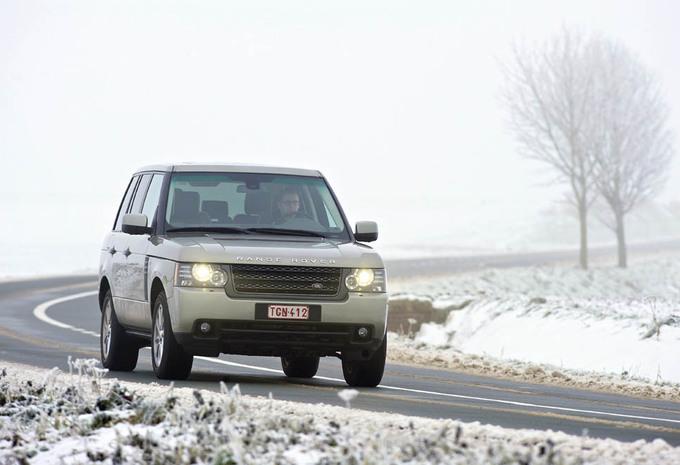 Range Rover TDV8 #1