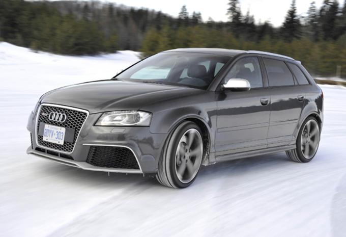 Audi RS3  #1