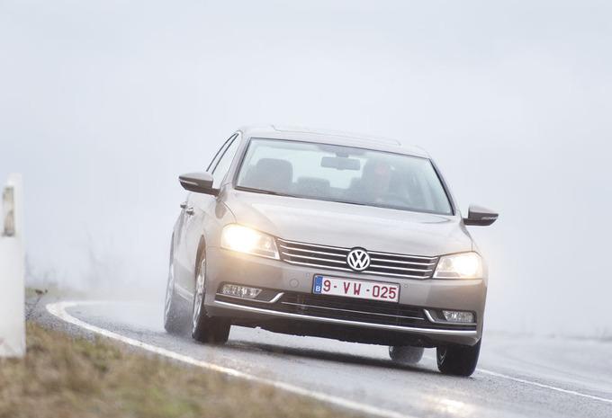 Volkswagen Passat 2.0 TDI 140 #1