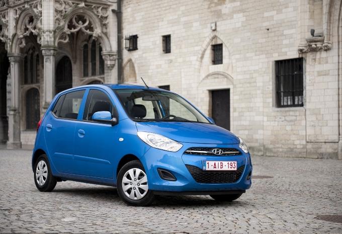 Hyundai i10 1.0 Blue Drive  #1