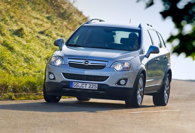 Opel Antara #1