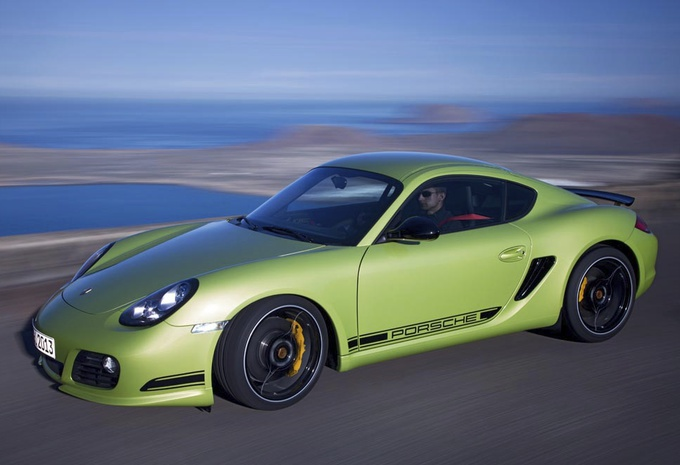 Foto's Porsche Cayman R - AutoGids