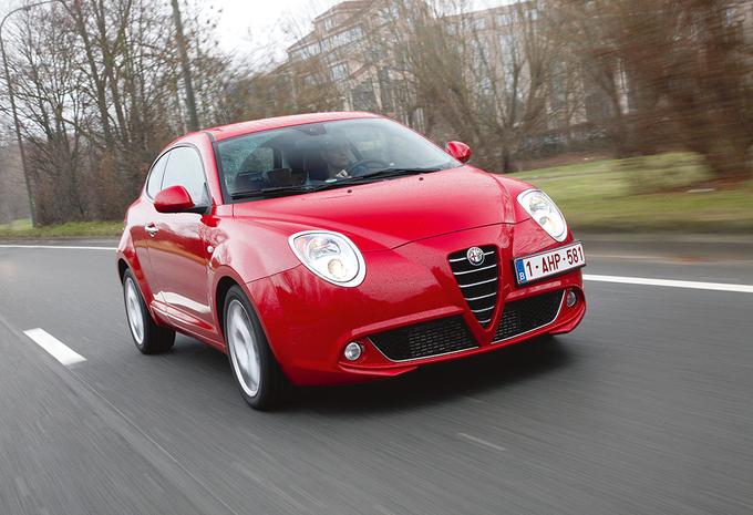 Alfa Romeo MiTo 1.4 TB 135 TCT #1
