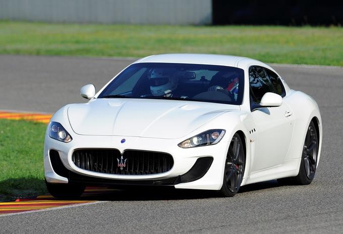 Maserati GranTurismo MC Stradale  #1