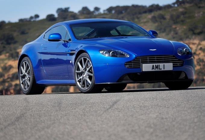 Aston Martin V8 Vantage S  #1