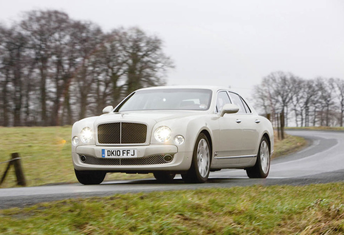 Bentley Mulsanne #1