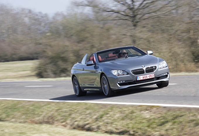 BMW 650i Cabrio #1