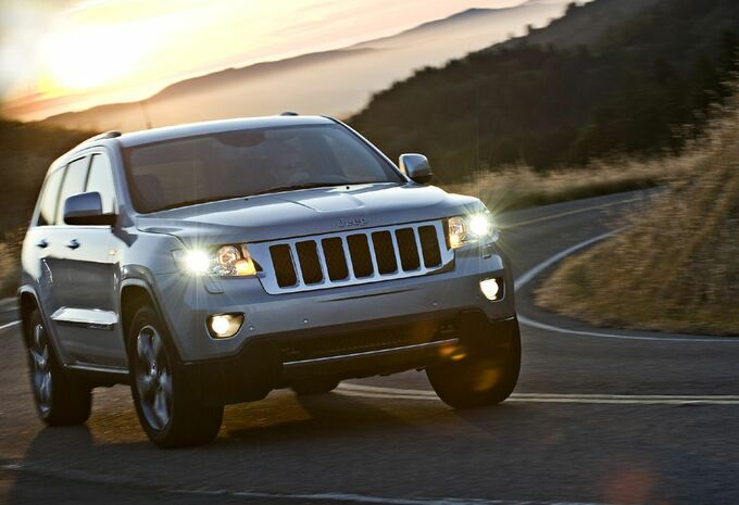 Jeep Grand Cherokee #1