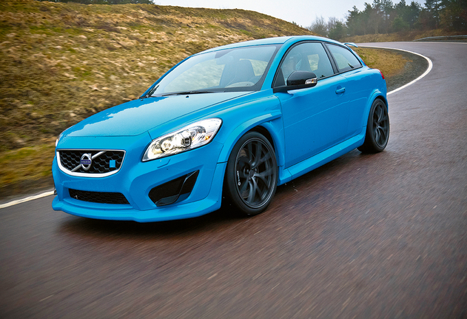 images volvo c30 polestar moniteur automobile. Black Bedroom Furniture Sets. Home Design Ideas