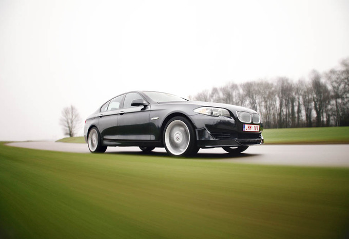 BMW Alpina B5 Bi-Turbo #1