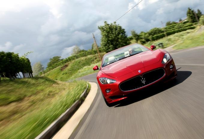 Maserati GranCabrio Sport #1