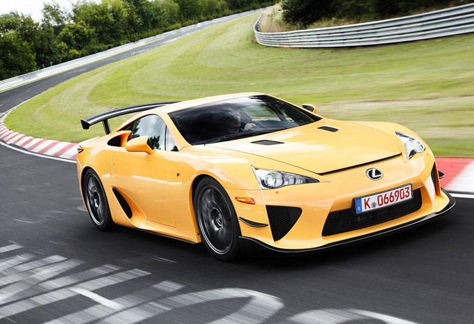 images lexus lfa n rburgring package moniteur automobile. Black Bedroom Furniture Sets. Home Design Ideas