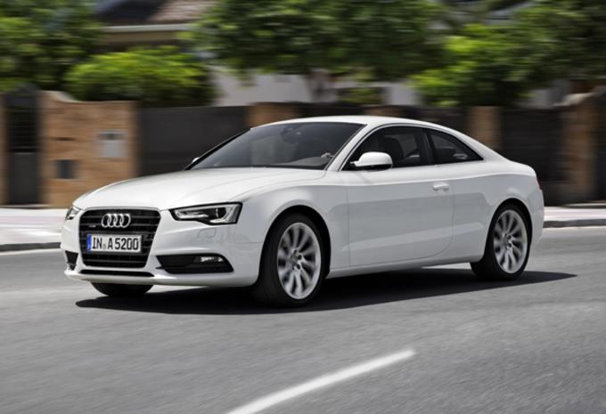 Audi A5 #1