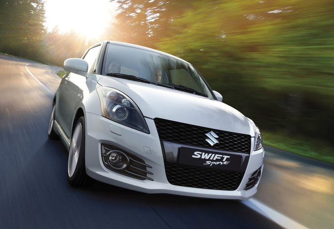 Suzuki Swift Sport #1