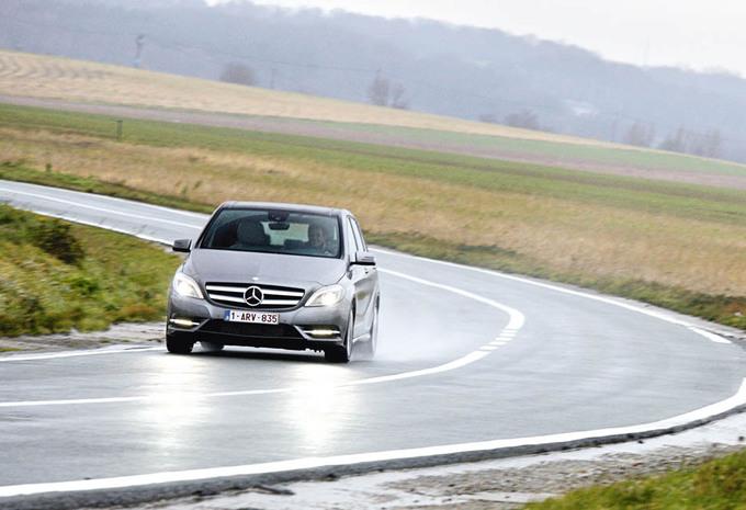 Mercedes B200 & 200 CDI #1