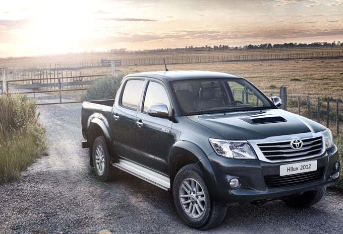 Toyota Hilux #1