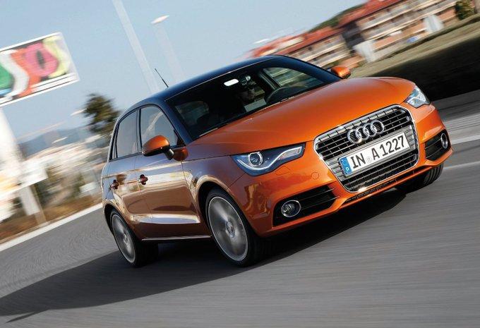 Audi A1 Sportback #1
