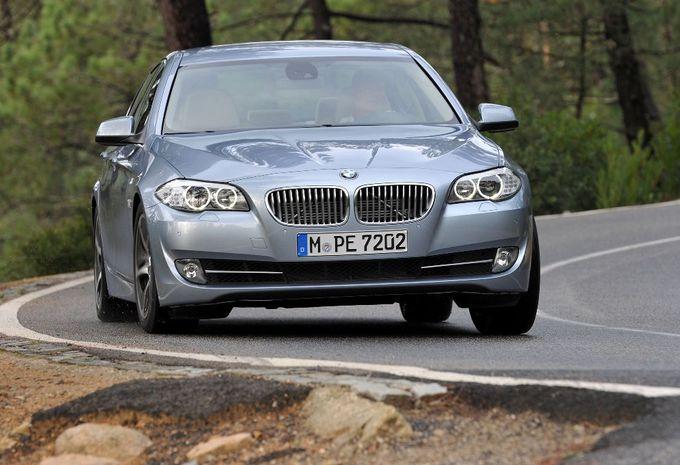 BMW ActiveHybrid5 #1
