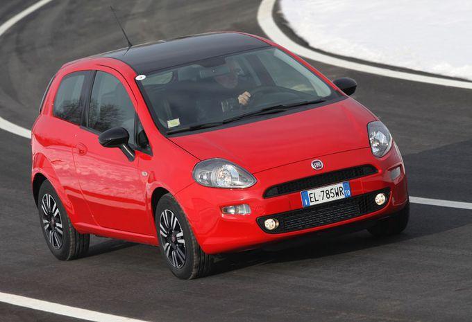Fiat Punto TwinAir #1