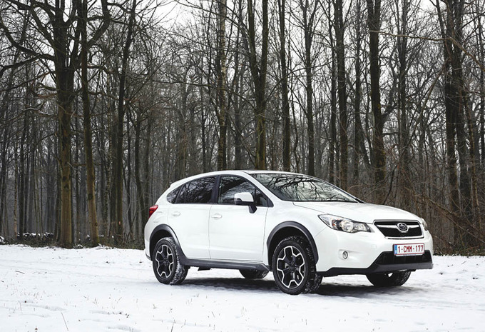 Subaru XV #1