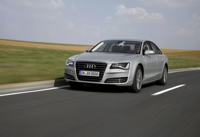 Audi A8 Hybrid #1