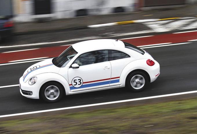 Volkswagen Beetle 1.6 TDI #1