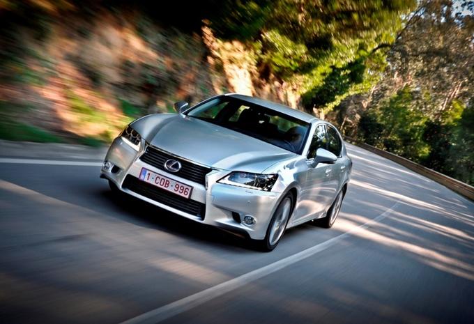 Lexus GS 450h #1