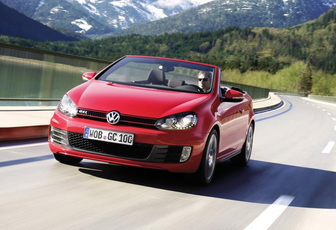 Volkswagen Golf Cabriolet GTI #1