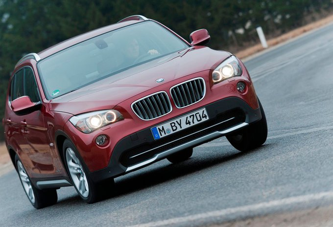 essai bmw x1 moniteur automobile. Black Bedroom Furniture Sets. Home Design Ideas