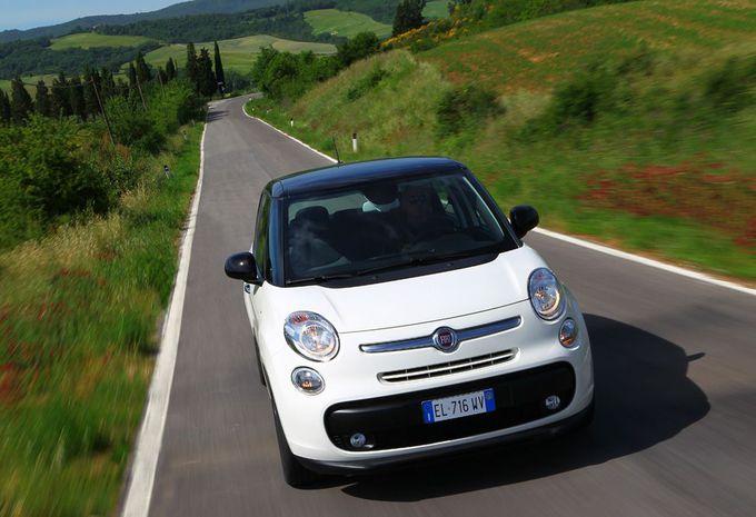 Fiat 500L #1