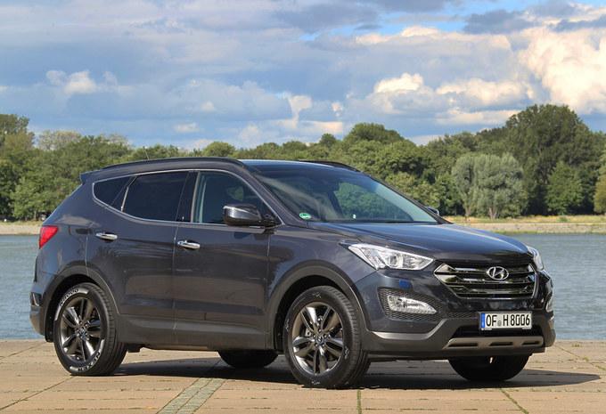 Hyundai Santa Fe #1