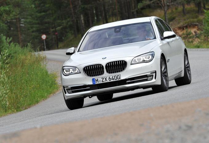 BMW Série 7 #1