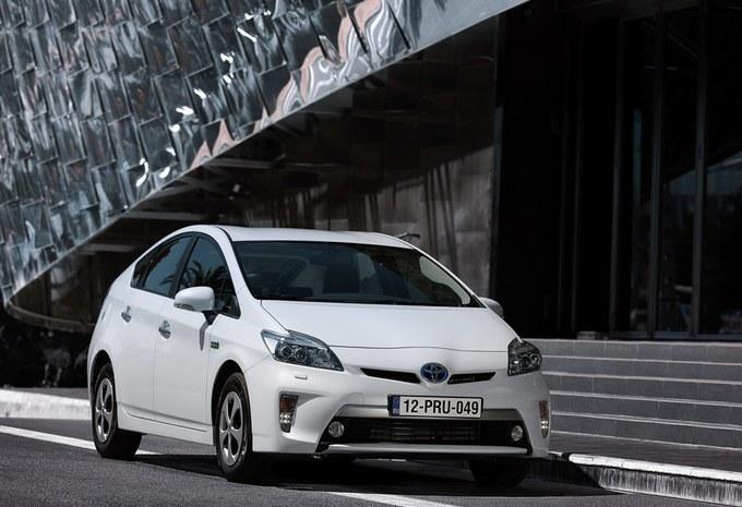 Toyota Prius Plug-In #1