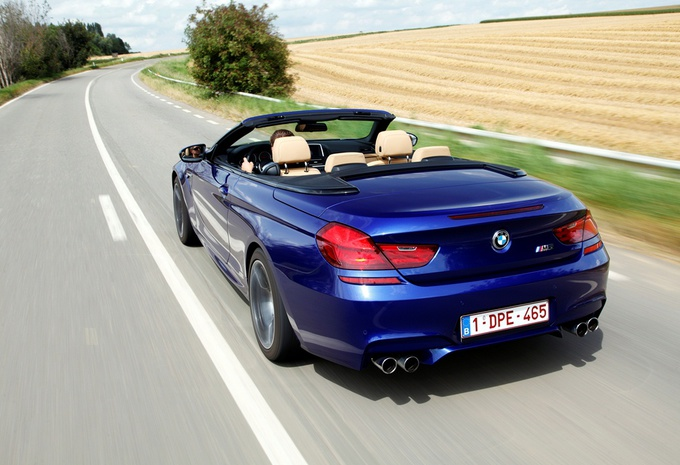 images bmw m6 cabrio moniteur automobile. Black Bedroom Furniture Sets. Home Design Ideas