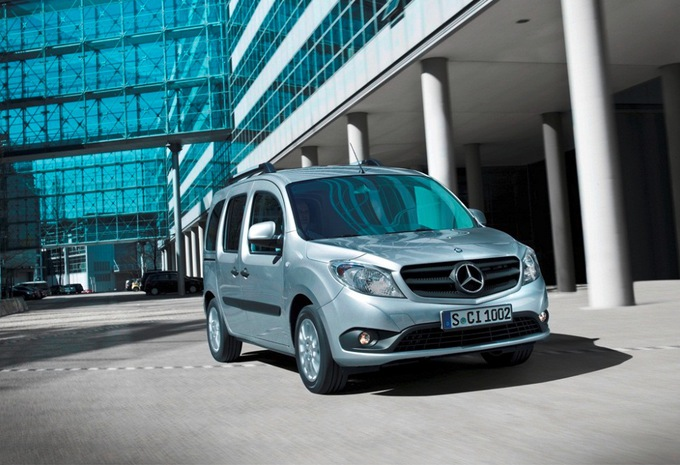 test mercedes citan autogids. Black Bedroom Furniture Sets. Home Design Ideas