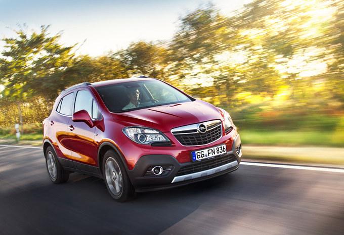 Opel Mokka #1