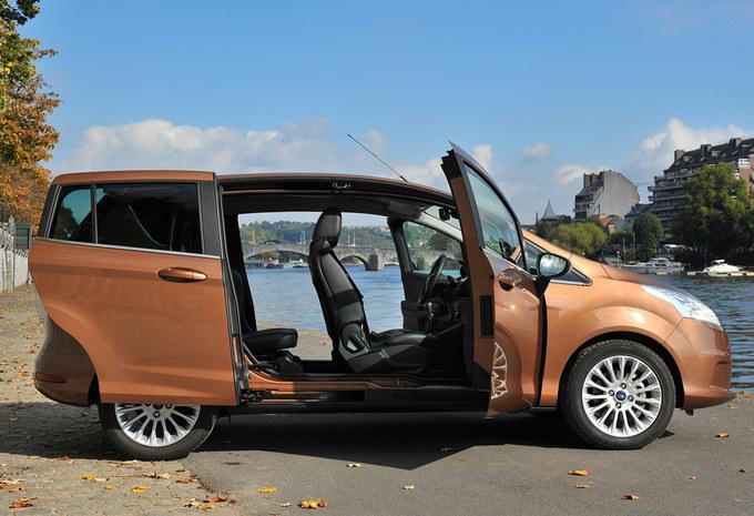 images ford b max 1 0 ecoboost 120 moniteur automobile. Black Bedroom Furniture Sets. Home Design Ideas