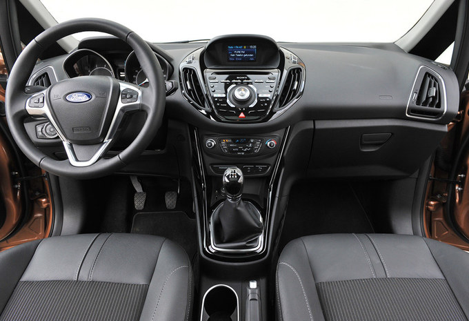 images ford b max 1 0 ecoboost 120 moniteur automobile. Black Bedroom Furniture Sets. Home Design Ideas