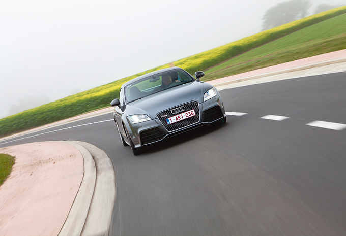 Audi TT RS Plus #1