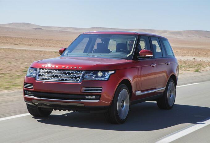 Range Rover #1